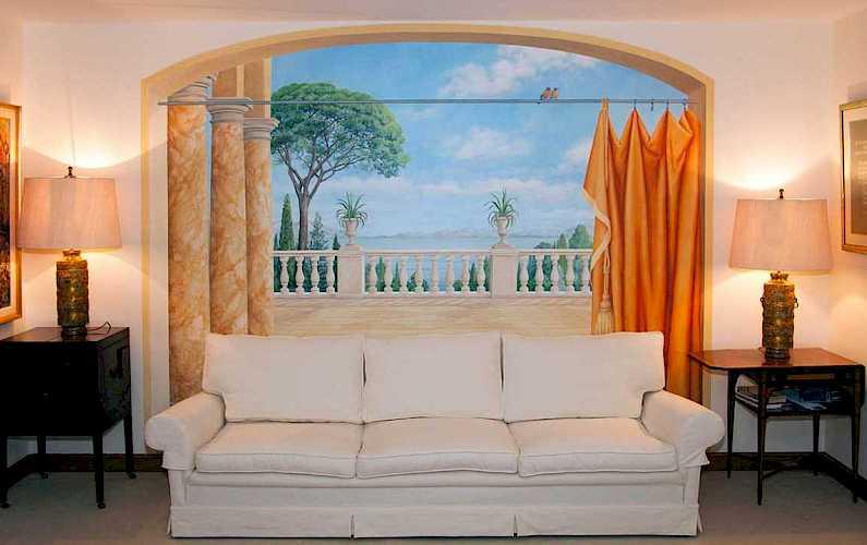 wandmalerei farbgestaltung illusionsmalerei und seminare. Black Bedroom Furniture Sets. Home Design Ideas