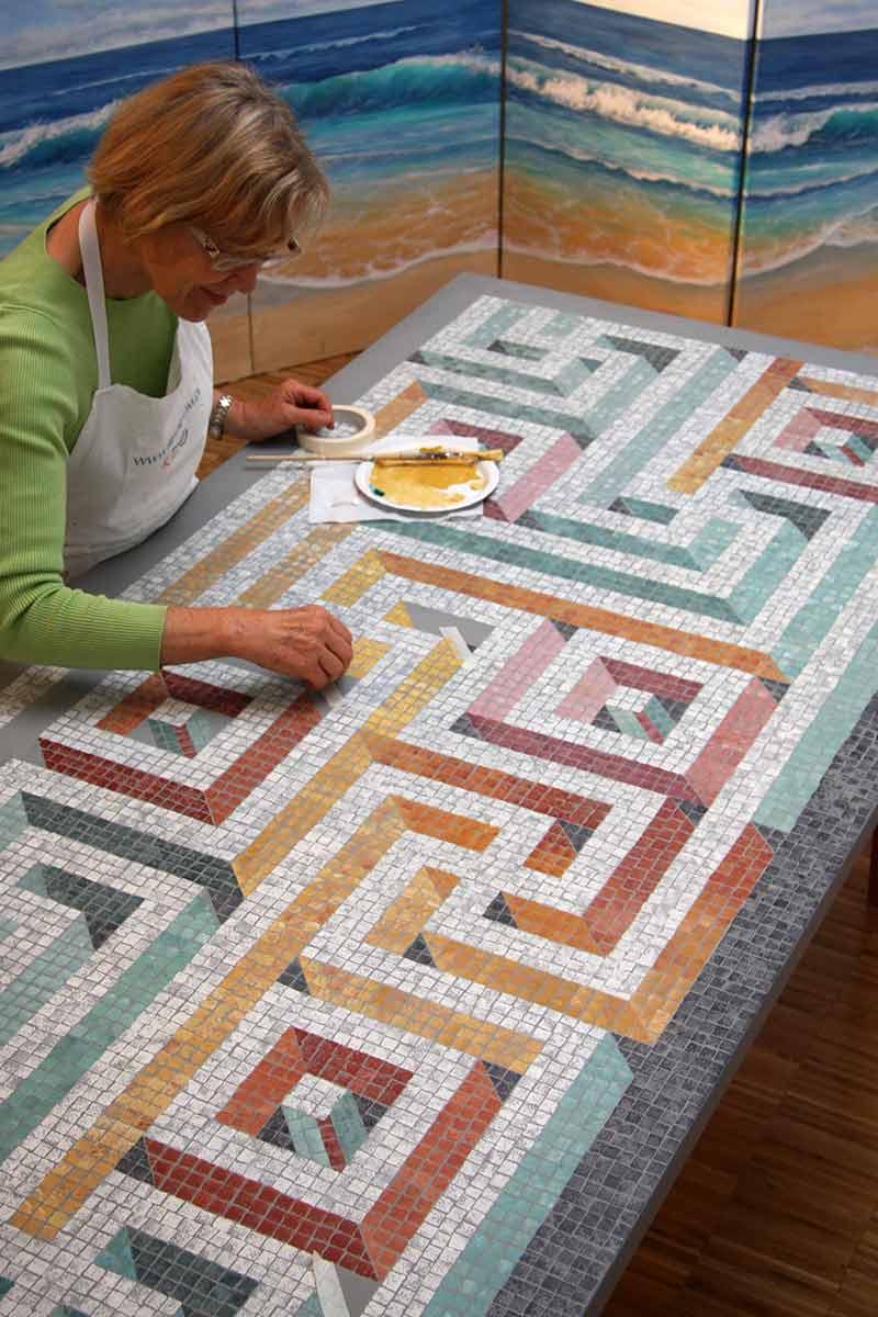 Mosaik - benad.com